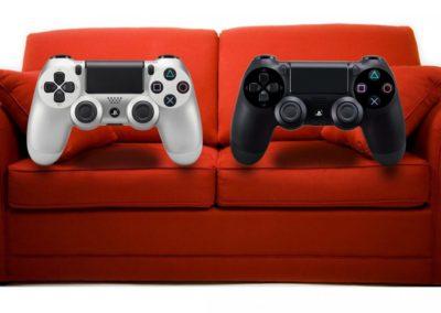 Skabelon: Couch Game