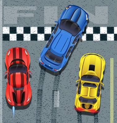 Car movement 2D